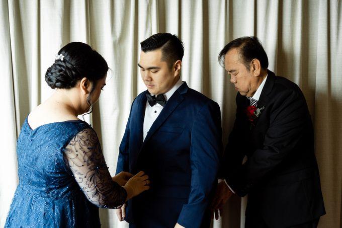 Steven & Vonny Wedding by PRIDE Organizer - 027