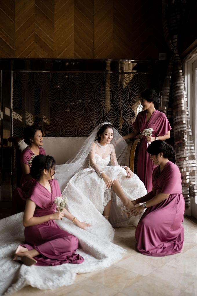 Steven & Vonny Wedding by PRIDE Organizer - 032