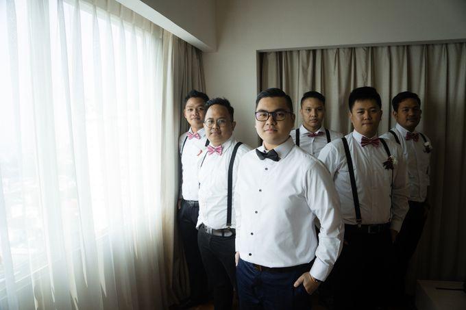 Steven & Vonny Wedding by PRIDE Organizer - 033
