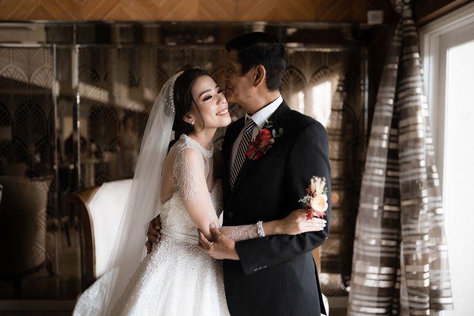 Steven & Vonny Wedding by PRIDE Organizer - 038