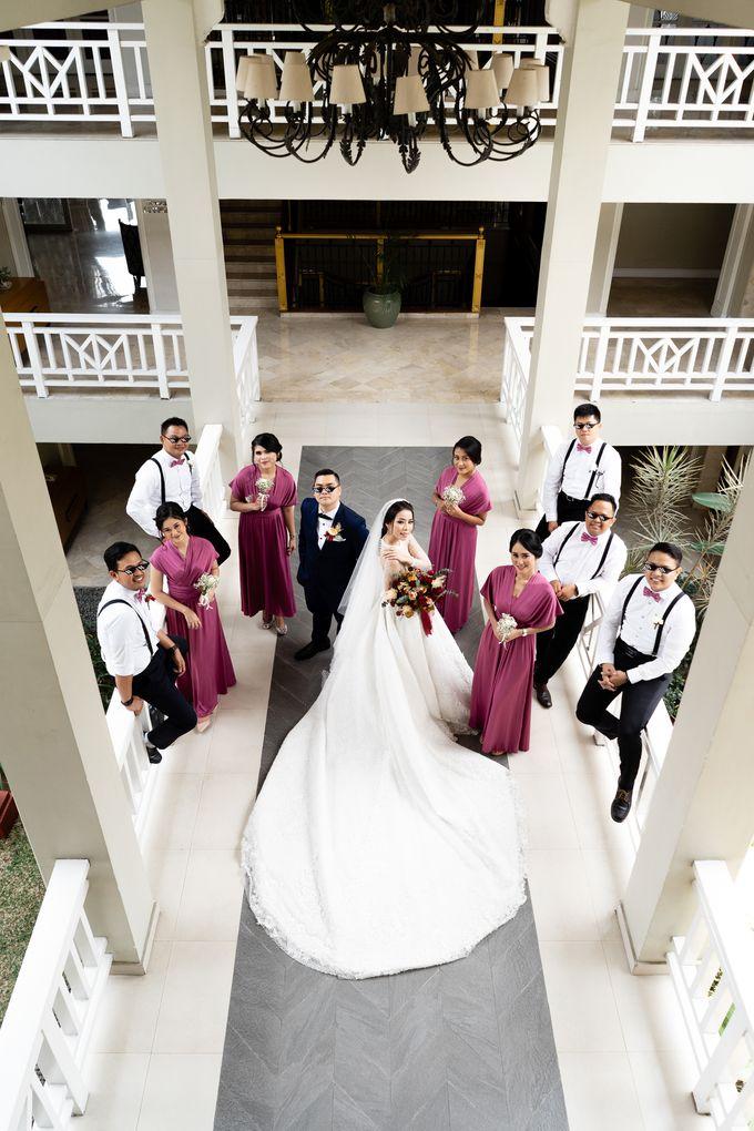 Steven & Vonny Wedding by PRIDE Organizer - 039