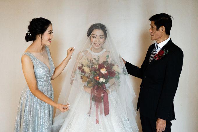 Steven & Vonny Wedding by PRIDE Organizer - 042