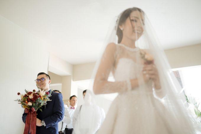 Steven & Vonny Wedding by PRIDE Organizer - 044