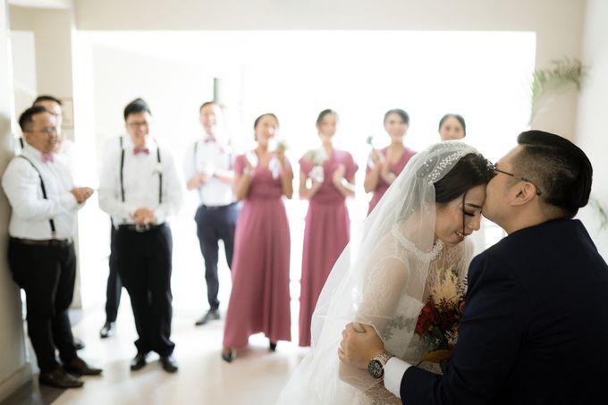 Steven & Vonny Wedding by PRIDE Organizer - 045