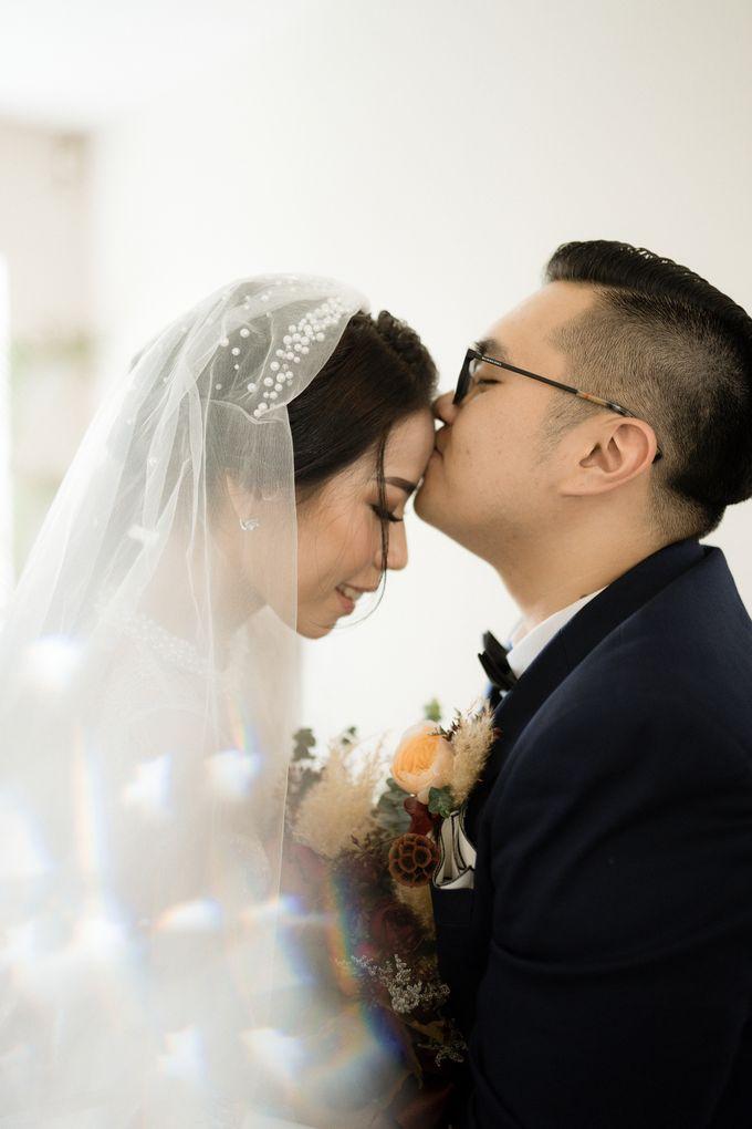 Steven & Vonny Wedding by PRIDE Organizer - 046
