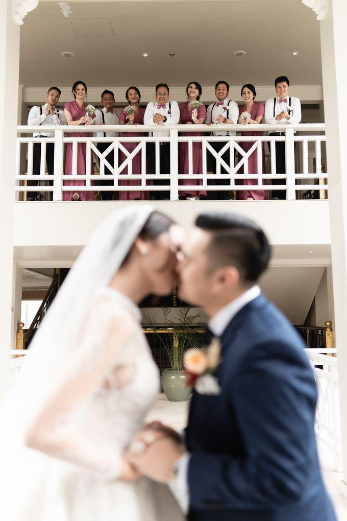 Steven & Vonny Wedding by PRIDE Organizer - 047