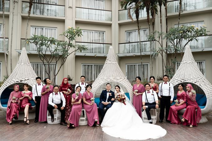Steven & Vonny Wedding by PRIDE Organizer - 048