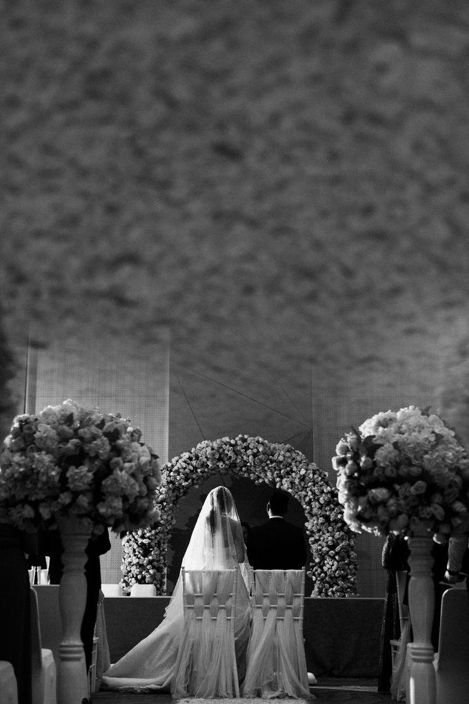 Steven & Vonny Wedding by PRIDE Organizer - 049