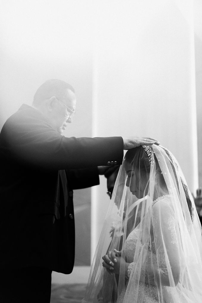 Steven & Vonny Wedding by PRIDE Organizer - 050