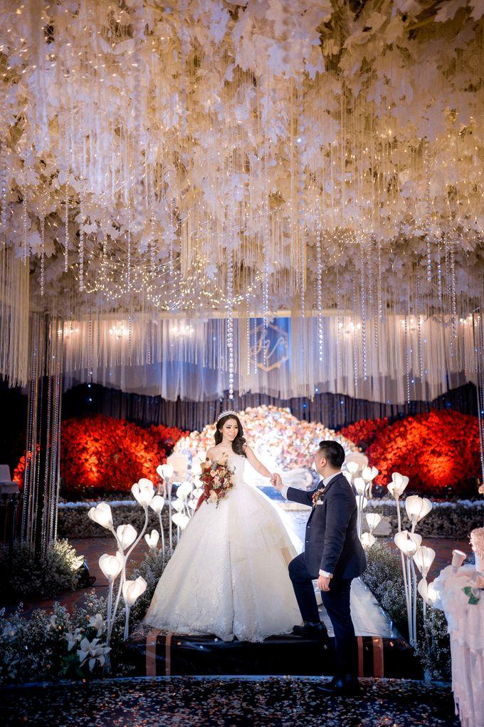 Steven & Vonny Wedding by PRIDE Organizer - 011