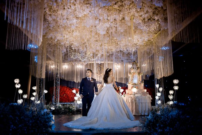 Steven & Vonny Wedding by PRIDE Organizer - 012