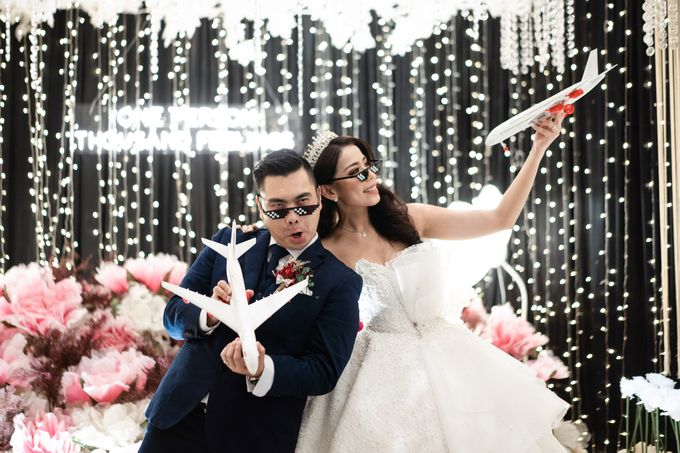Steven & Vonny Wedding by PRIDE Organizer - 013