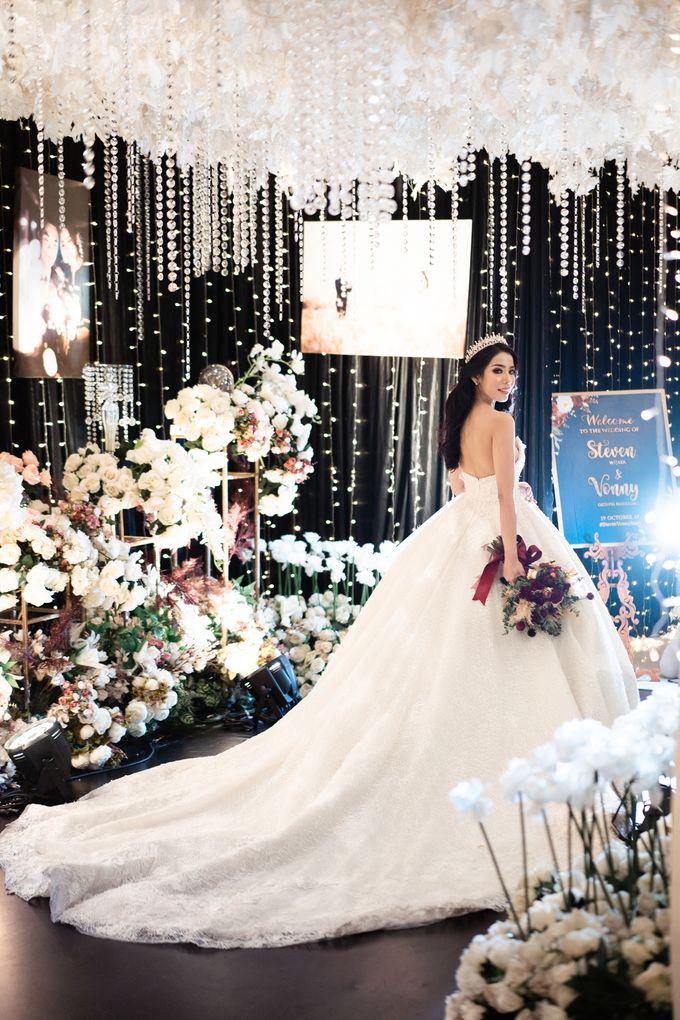 Steven & Vonny Wedding by PRIDE Organizer - 014