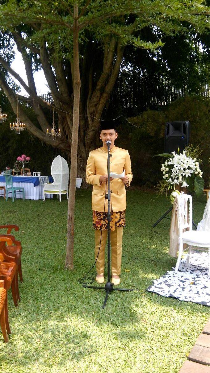 Wedding By Megrashy Wedding Planner & Organizer by Chanzy Fauzi MC - 001