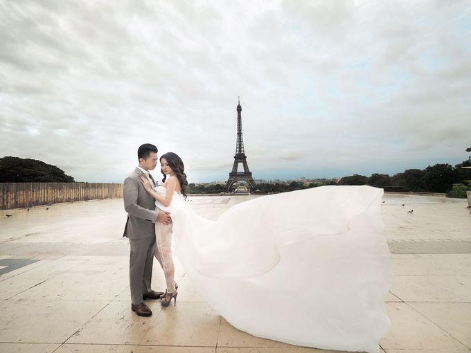 Wedding Norman & Chikka by Hotel Borobudur Jakarta - 006