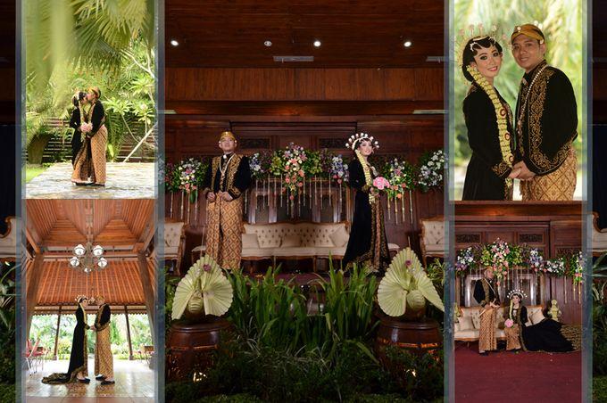 Pemberkatan Pernikahan Diza & Dani by Creative Fotografi - 029