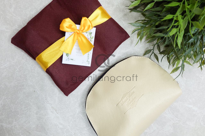 Gissel pouch for Amirul & Norazleen by Gemilang Craft - 003
