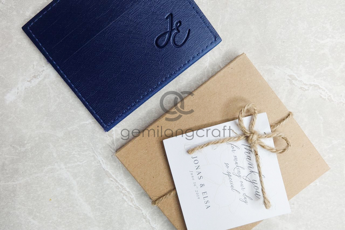 Premium card wallet Jonas & Elsa upgrade packaging  by Gemilang Craft - 001