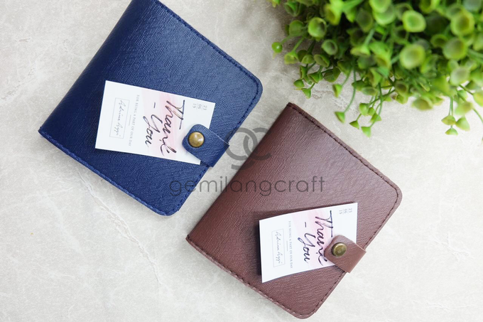 Premium b wallet for Adrianne Aggi by Gemilang Craft - 001