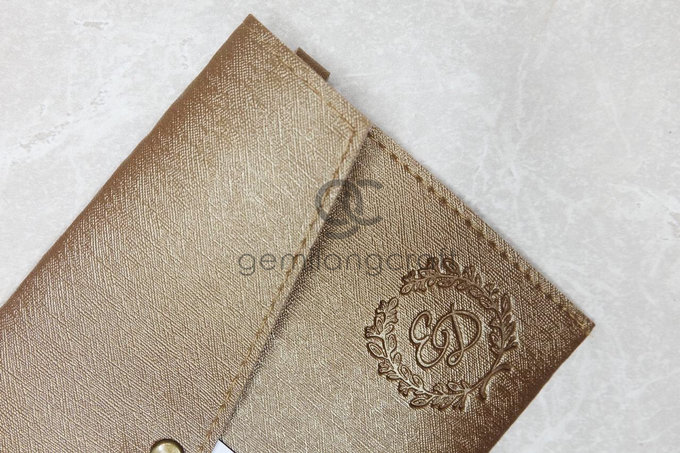 Special prada envelope pouch for Erma & Dhovi by Gemilang Craft - 002