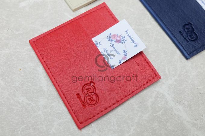 Premium card wallet Agus Yanto and Mariyanti by Gemilang Craft - 002