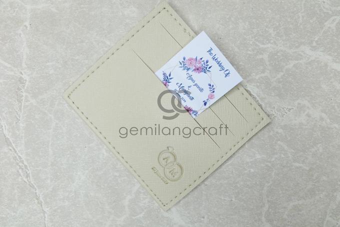 Premium card wallet Agus Yanto and Mariyanti by Gemilang Craft - 003