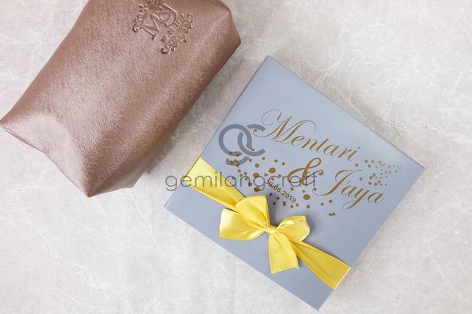 Premium boxy pouch packaging custom Mentari & Jaya by Gemilang Craft - 001
