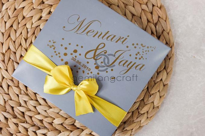 Premium boxy pouch packaging custom Mentari & Jaya by Gemilang Craft - 002