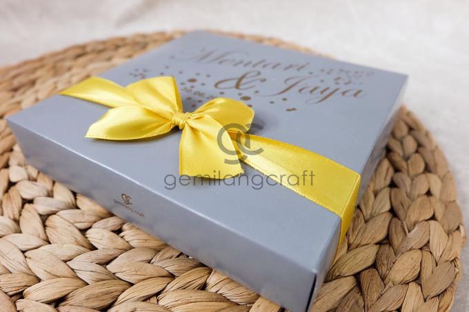 Premium boxy pouch packaging custom Mentari & Jaya by Gemilang Craft - 004