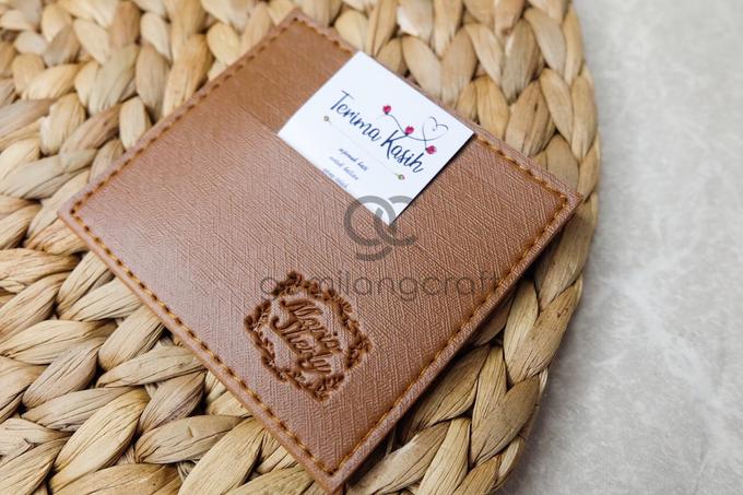 Premium card wallet Mario & Sherly by Gemilang Craft - 002