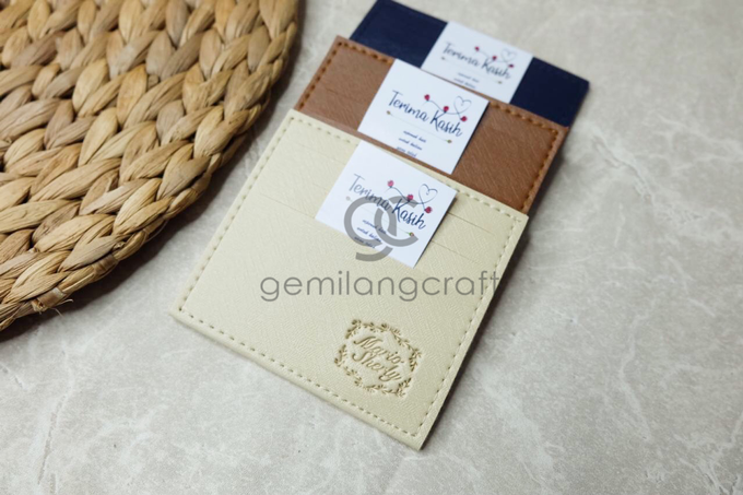 Premium card wallet Mario & Sherly by Gemilang Craft - 003
