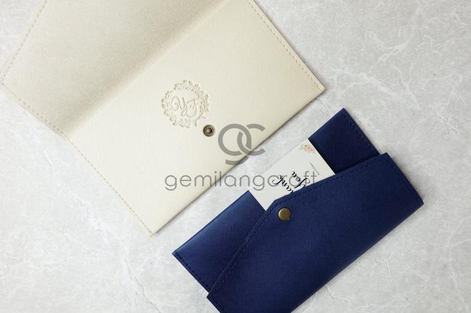 Premium envelope pouch for Yara & Fahmi  by Gemilang Craft - 001