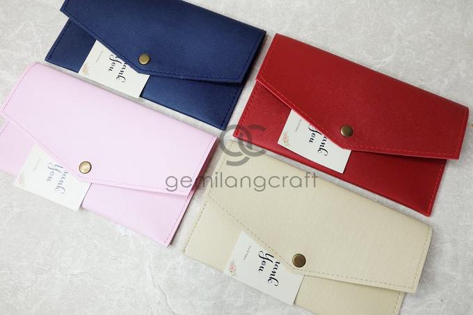 Premium envelope pouch for Yara & Fahmi  by Gemilang Craft - 002