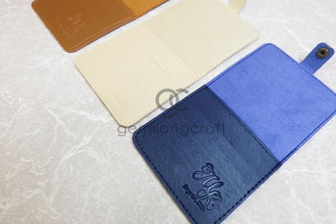 Premium b wallet paper box for Mutia & Rizki by Gemilang Craft - 002
