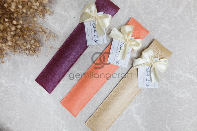 Straw pouch packaging ribbon Radit & Rhein by Gemilang Craft - 003
