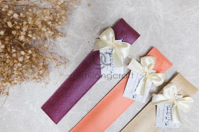 Straw pouch packaging ribbon Radit & Rhein by Gemilang Craft - 001