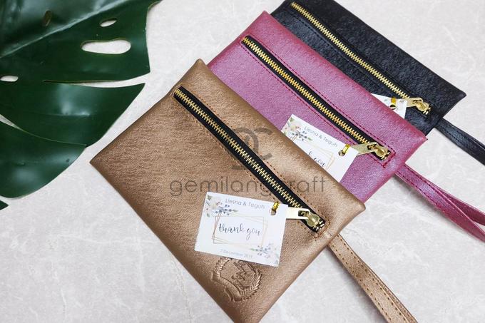 Dakota pouch for Liesna & Teguh by Gemilang Craft - 001
