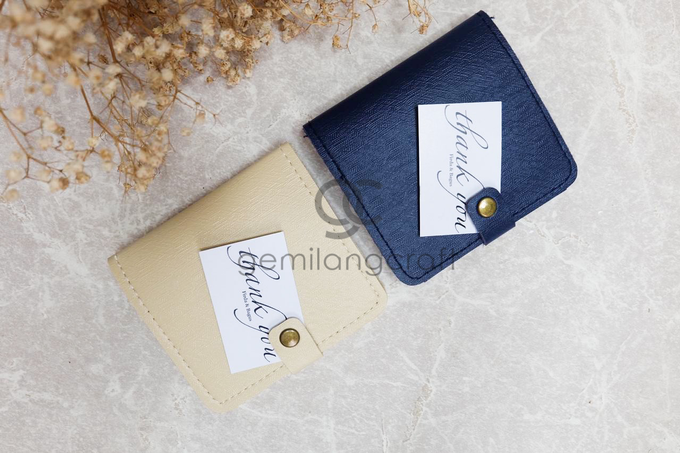 Premium b wallet for Fira & Bagus by Gemilang Craft - 001