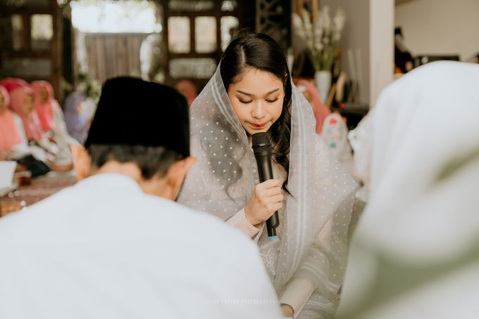 Pengajian by Top Fusion Photography by Top Fusion Wedding - 003