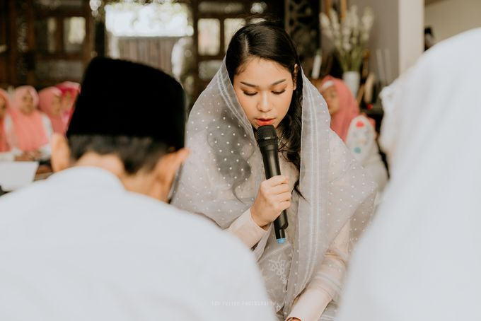 Pengajian by Top Fusion Photography by Top Fusion Wedding - 004
