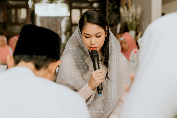 Pengajian by Top Fusion Photography by Top Fusion Wedding - 005