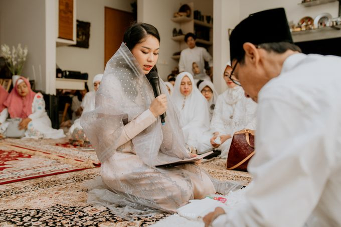 Pengajian by Top Fusion Photography by Top Fusion Wedding - 006