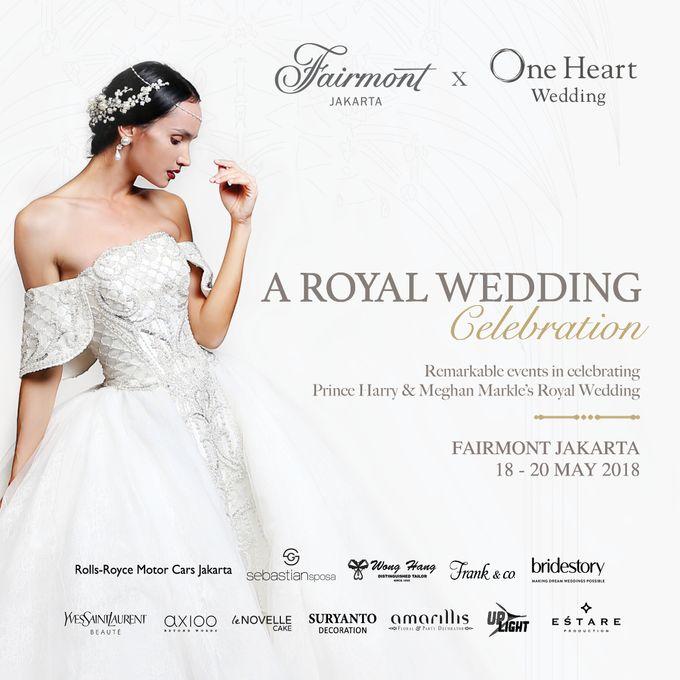 A Royal Wedding Celebration by One Heart Wedding - 001