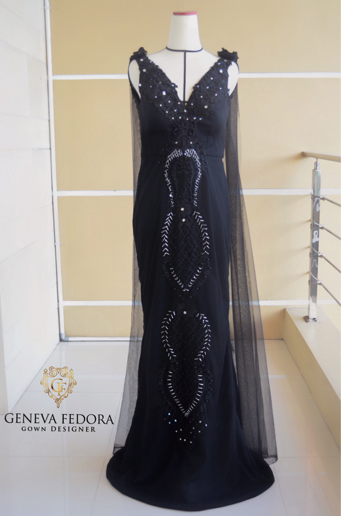 Custom Made Gown & Rental Gown  by Geneva Fedora - 002