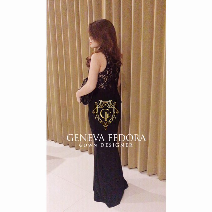 Custom Made Gown & Rental Gown  by Geneva Fedora - 004