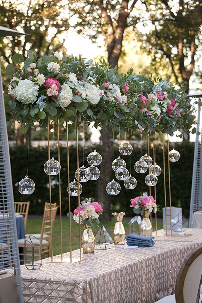 TOTALLY BREATHTAKING GARDEN WEDDING OF KAYLA INDRA By THE MULIA Extraordinary Garden Wedding Reception Ideas Design