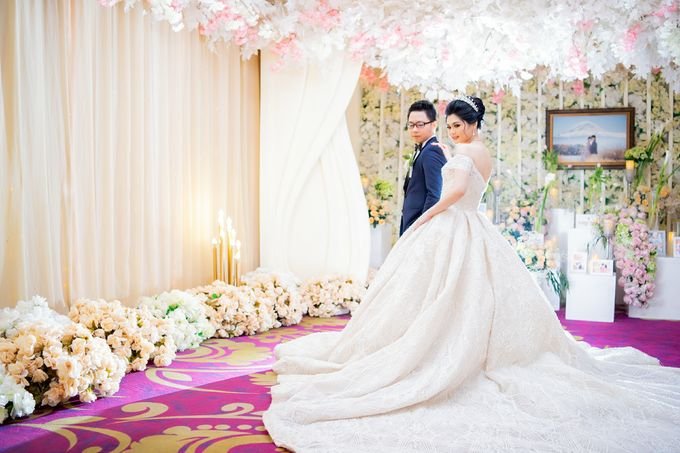 JS Luwansa - Geraldi & Clarissa by Wong Hang Distinguished Tailor - 001