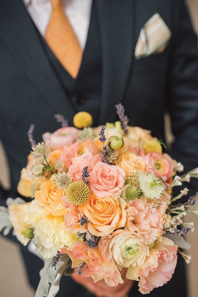 Rustic Wedding at Nosh by One Olive - 001