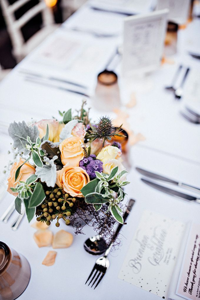Rustic Wedding at Nosh by One Olive - 003