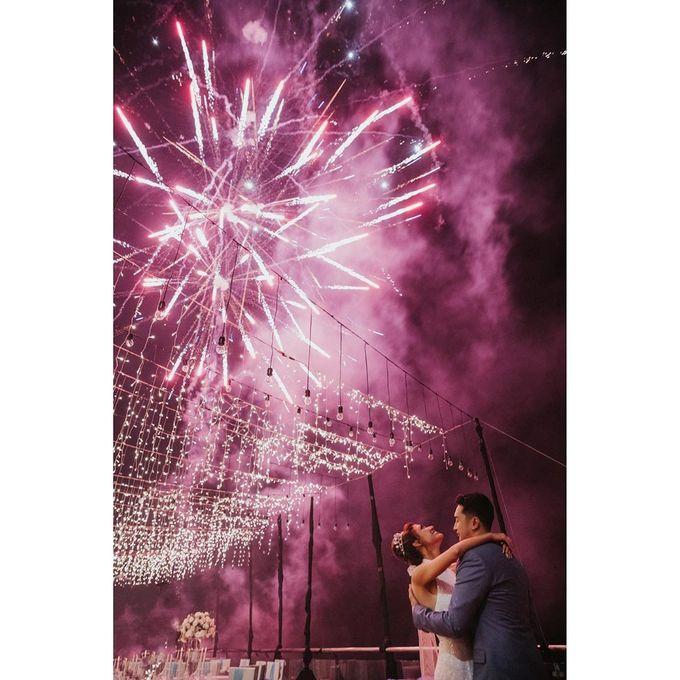 Fireworks Wedding Party Geralds & Mesty by JIBRIL FIREWORKS & SPECIAL EFFECT - 001